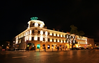 Hotel EUROPA w Lublinie