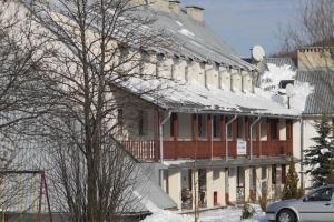 Hotele Gorskie i Campingi